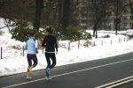 Τρέξιμο με ασφάλεια και τον χειμώνα