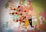 Πολλαπλασιασμός των κρουσμάτων ιλαράς στην Ευρώπη