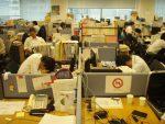 Η πολλή δουλειά τρώει τον… Γιαπωνέζο