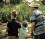 Ελαφριά κίνηση και ηλικιωμένοι