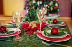 Εορταστικό και ασφαλές τραπέζι